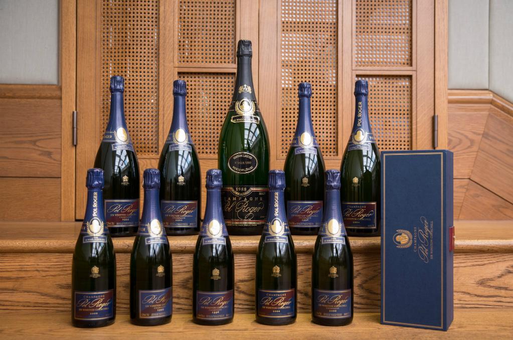 Winston Churchill e Pol Roger: amore (e Champagne) a prima vista!