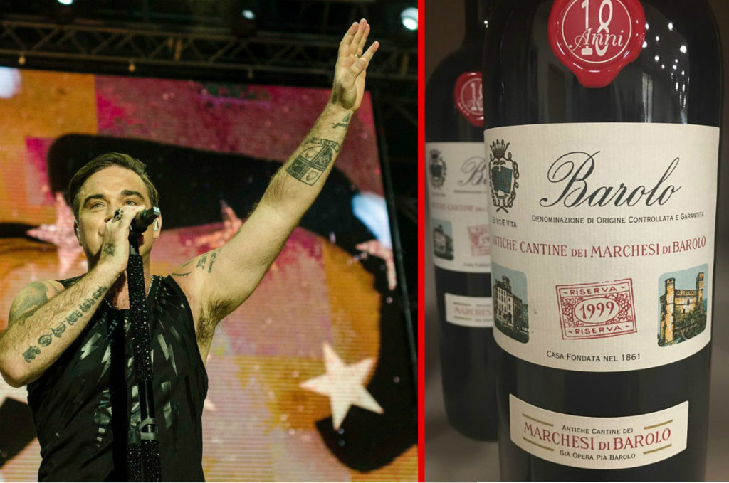 Wine Princess, Robbie Williams e il Barolo: Collisioni Festival 2017
