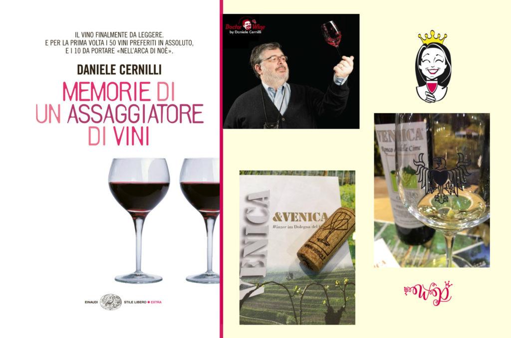 """""""Memorie di un assaggiatore di vini"""" di Daniele Cernilli"""