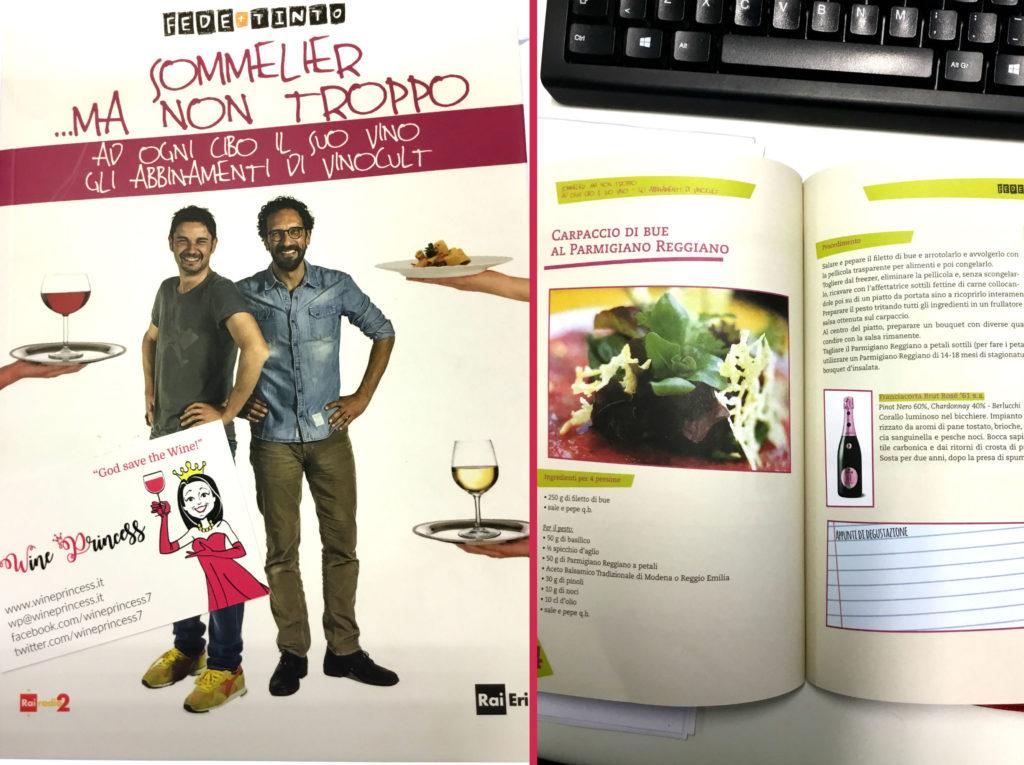 """Fede e Tinto secondo Wine Princess: """"Sommelier… ma non troppo!"""""""