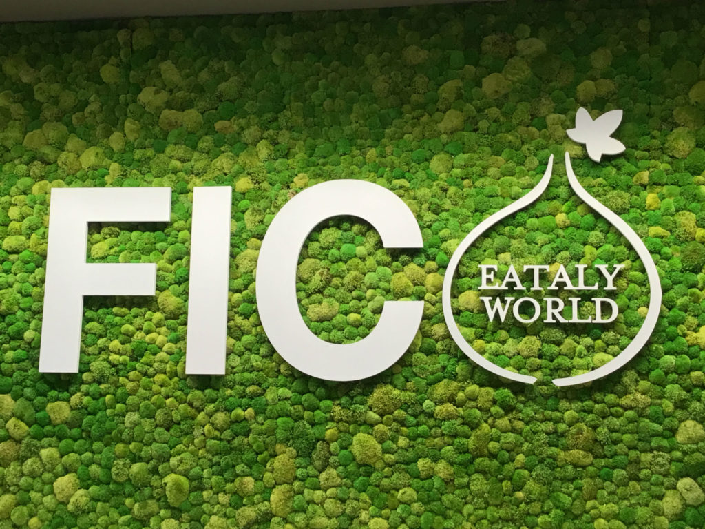 Wine Princess @ FICO Eataly World