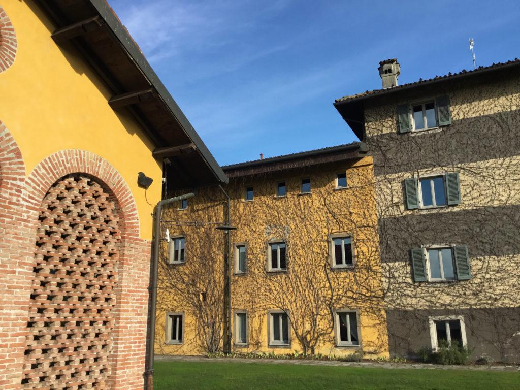 Le meraviglie di Villa Sparina