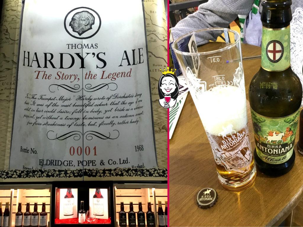 Al Vinitaly ho assaggiato anche la birra! Thomas Hardy's Ale