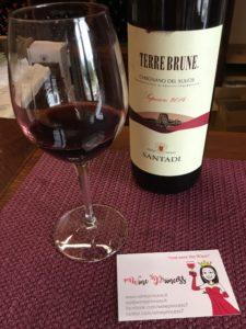 wine princess, in vino veritas, santadi, carignano, bovaleddu, sulcis, degustazione, sardegna, vino di sardegna