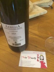 wine princess, in vino veritas, sardegna, sant'antioco, sardus pater