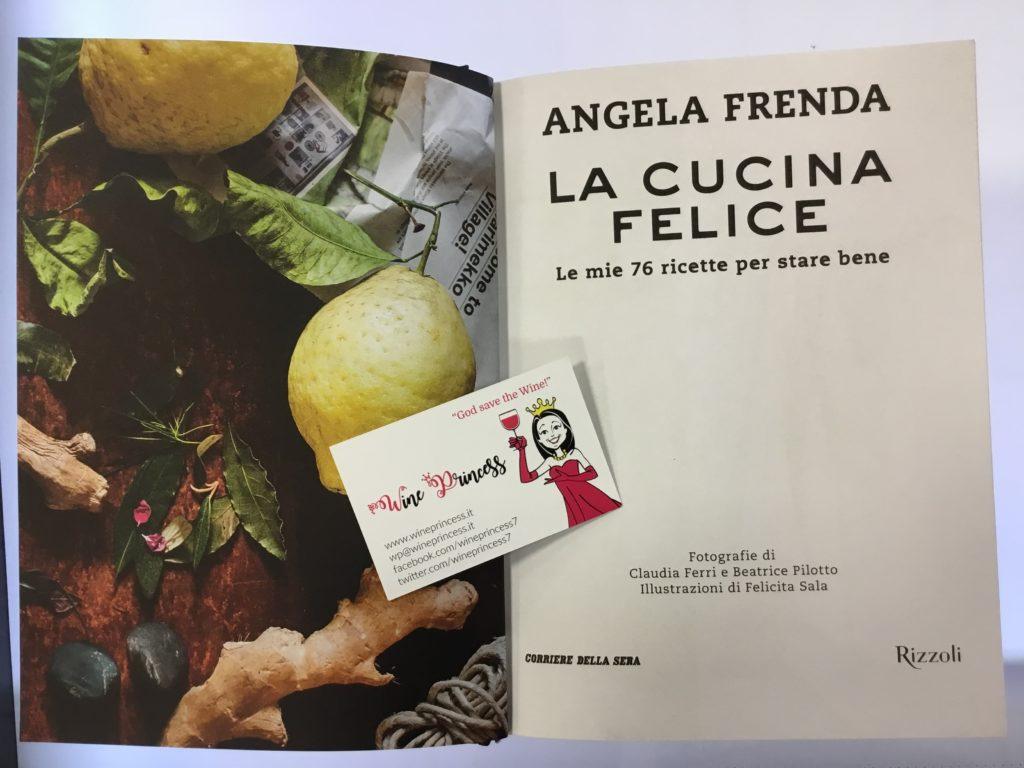 """La cucina felice"" di Angela Frenda"