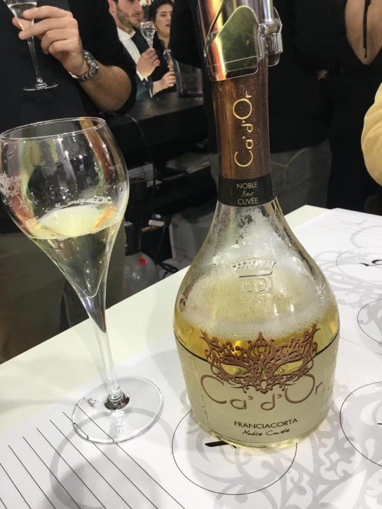 Wine Princess, Vinitaly19, Cà D'Or, Noble Cuveè Brut