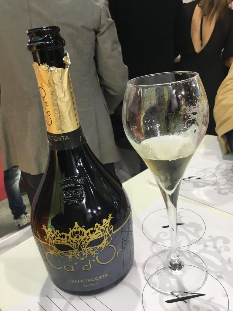 Wine Princess, Vinitaly19, Cà D'Or, Saten