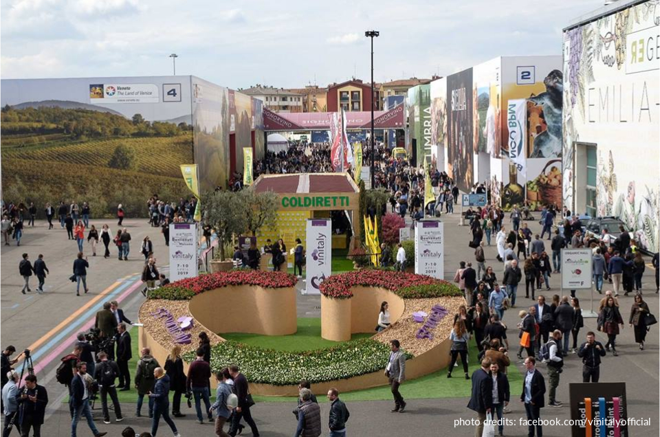 Wine Princess @ Vinitaly 2019: la raffinatezza di Cà d'Or