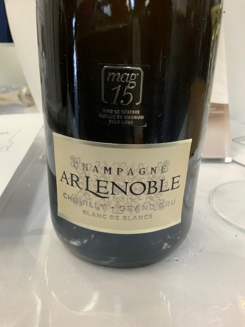 ar lenoble, champagne, maison