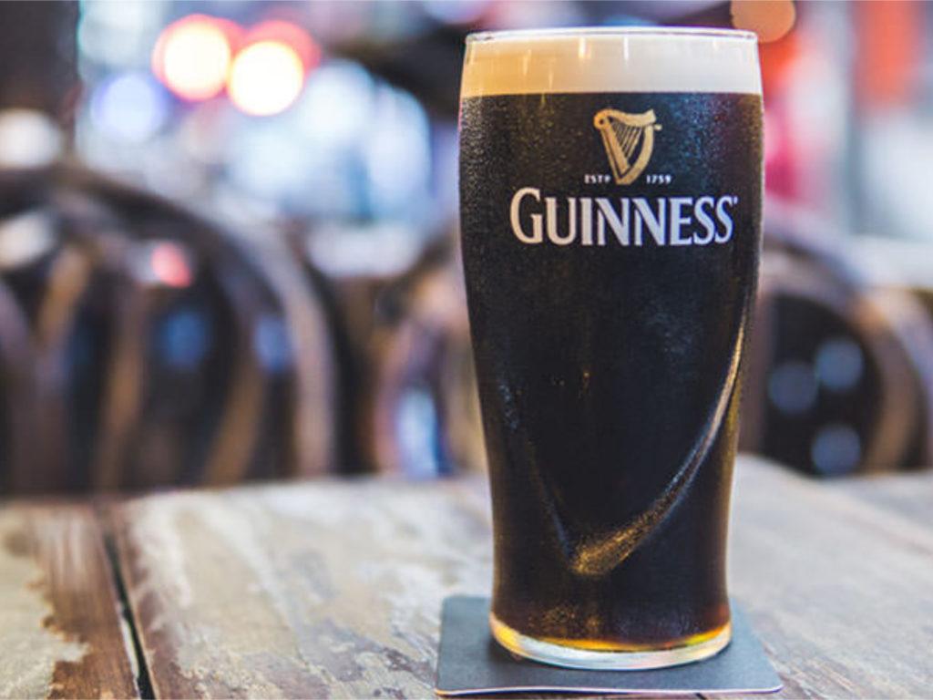 Viaggio nella meravigliosa Irlanda – a Guinness in a castle!