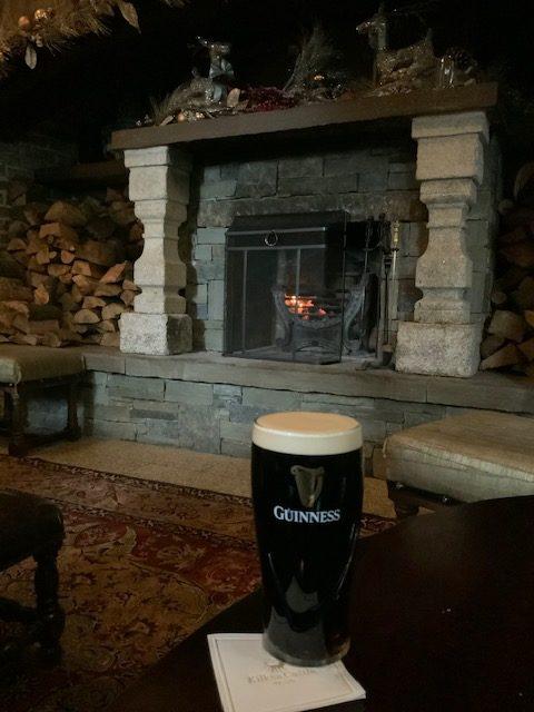Irlanda, Dublino, Kildare, Old Yard, Ballymore Inn, Kilkea, Guiness, Birra