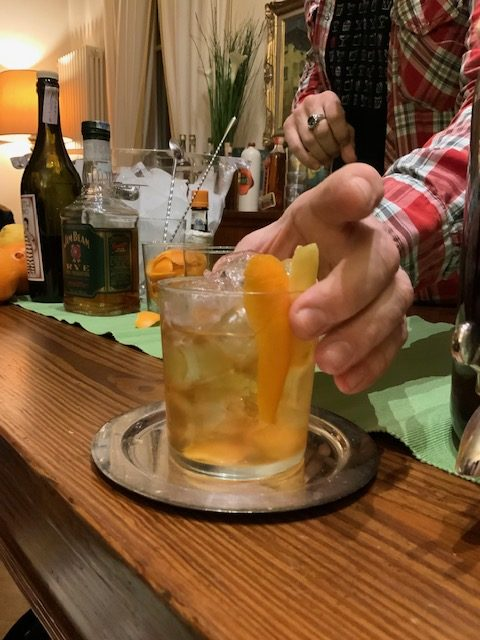 Villa Umberto, Abbiategrasso, degustazione, Pier Bar Castello, Carlo all'asta, Gastronomia Fasani, Whiskey Sour, Old fashioned, Back to black Manhattan