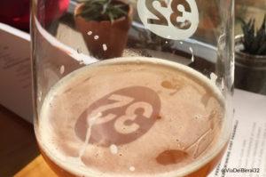 Via Dei Birrai 32, birra, audace, bionda doppio malto, abbinamento, quarantena